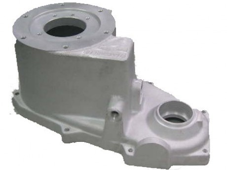 Casting Parts - Gear Box Housing
