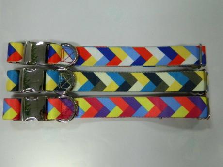 Dog Collar, Sublimated Dog Collars